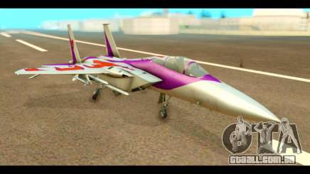 F-15C Air Combat para GTA San Andreas