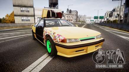 Vapid Fortune Drift para GTA 4
