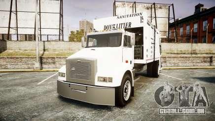 HVY Biff Trashmaster para GTA 4