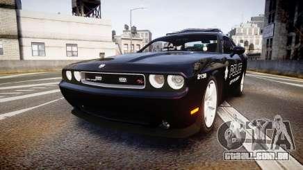 Dodge Challenger SRT8 Police [ELS] para GTA 4