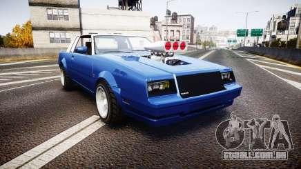 Willard Faction Turbo T para GTA 4
