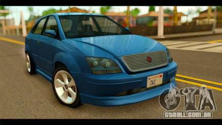 GTA 4 Habanero para GTA San Andreas
