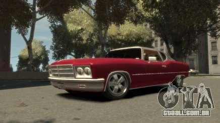 GTA 3 Yardie Lobo HD para GTA 4