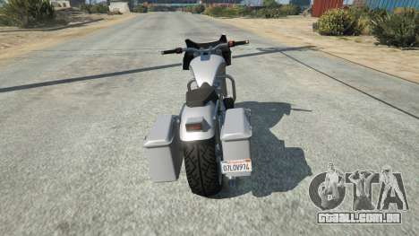 GTA 5 California State License plate segundo screenshot