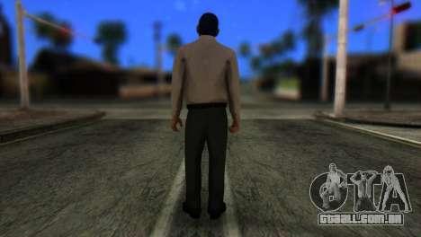 GTA 5 Skin 5 para GTA San Andreas segunda tela