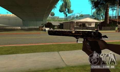 Leopard Deagle para GTA San Andreas segunda tela
