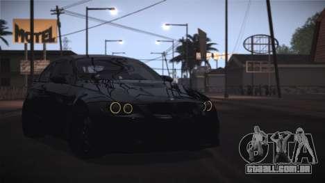 ENB by OvertakingMe (UIF) for Powerfull PC para GTA San Andreas quinto tela
