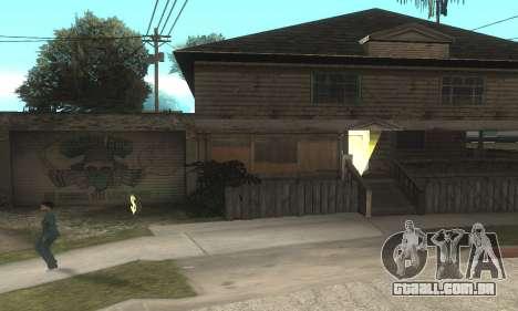 Welcome Back para GTA San Andreas segunda tela