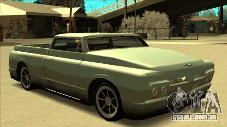 Slamvan Final para o motor de GTA San Andreas