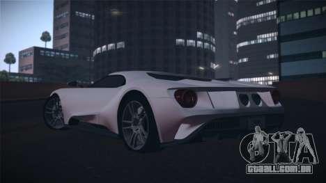ENB by OvertakingMe (UIF) for Powerfull PC para GTA San Andreas décima primeira imagem de tela