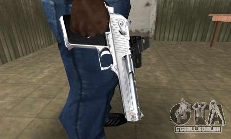 Tiger Deagle para GTA San Andreas