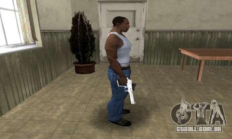 Tiger Deagle para GTA San Andreas terceira tela