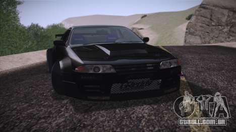 ENB by OvertakingMe (UIF) for Powerfull PC para GTA San Andreas sexta tela