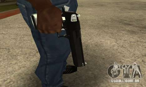 Cool Black Deagle para GTA San Andreas