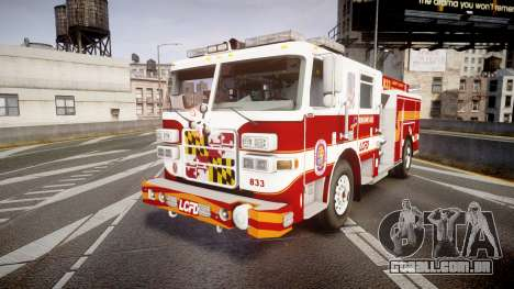 Pierce Arrow XT Engine 2013 [ELS] para GTA 4