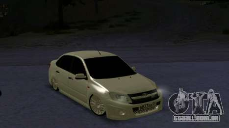 VAZ 2190 Esporte para GTA San Andreas