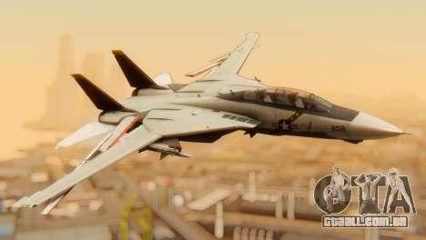 F-14A Tomcat VF-202 Superheats para GTA San Andreas