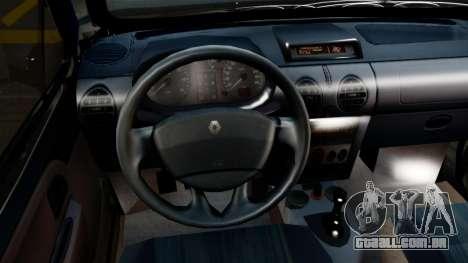 Renault Kangoo Sportway para GTA San Andreas vista direita