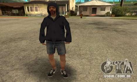 Cool Bitch Five para GTA San Andreas terceira tela