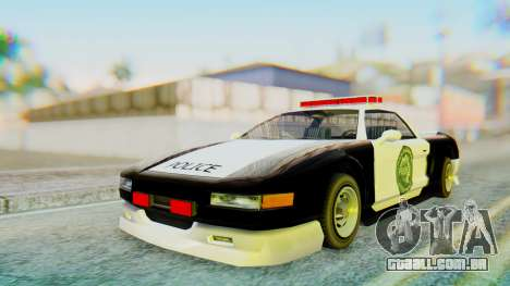 Infernus Interceptor para GTA San Andreas