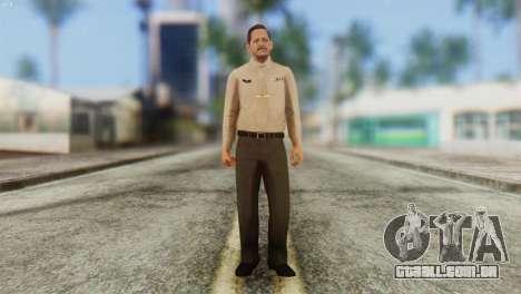 GTA 5 Skin 4 para GTA San Andreas