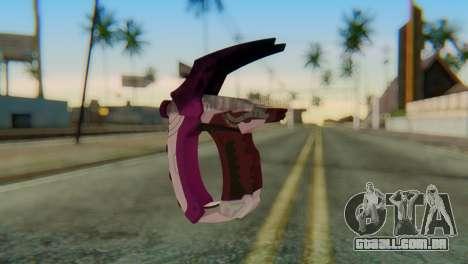 Break Gun para GTA San Andreas segunda tela