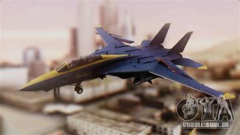 F-14A Tomcat Blue Angels para GTA San Andreas