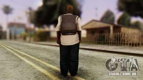 Big Smoke Skin 4 para GTA San Andreas terceira tela