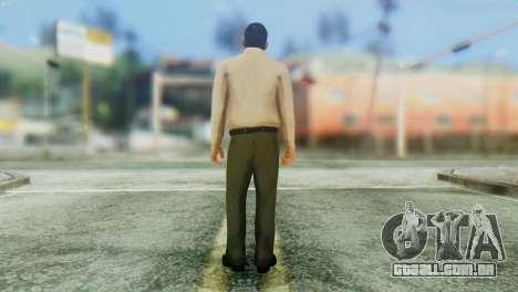 GTA 5 Skin 3 para GTA San Andreas segunda tela