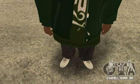 Groove St. Nigga Skin First para GTA San Andreas