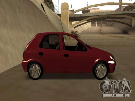 Suzuki Fun 2009 para GTA San Andreas