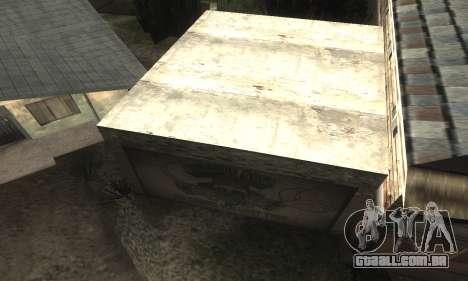 Welcome Back para GTA San Andreas terceira tela