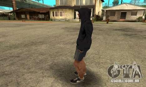 Cool Bitch Five para GTA San Andreas quinto tela