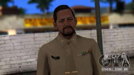 GTA 5 Skin 5 para GTA San Andreas terceira tela