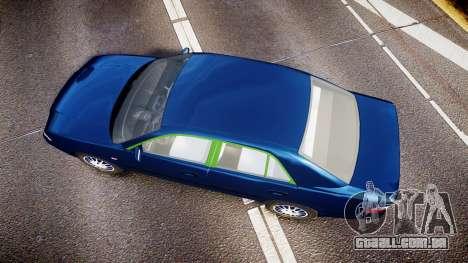 Mazda 626 para GTA 4 vista direita