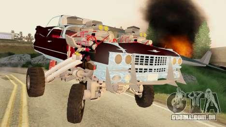 Gigahorse from Mad Max Fury Road para GTA San Andreas