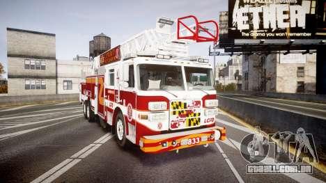 Pierce Arrow XT Ladder 2013 [ELS] para GTA 4