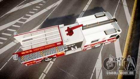 Pierce Arrow XT Engine 2013 [ELS] para GTA 4 vista direita