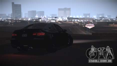 ENB by OvertakingMe (UIF) for Powerfull PC para GTA San Andreas terceira tela