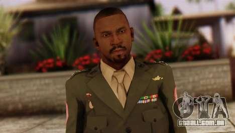 GTA 5 Skin 2 para GTA San Andreas terceira tela