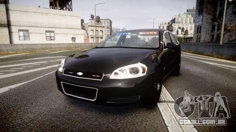 Chevrolet Impala Unmarked Police [ELS] ntw para GTA 4