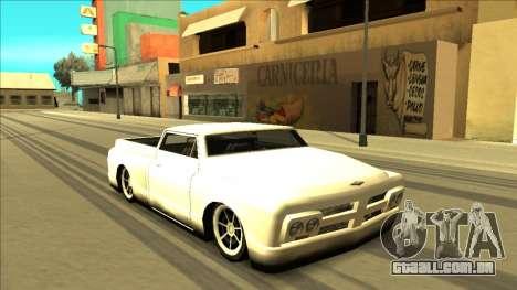 Slamvan Final para as rodas de GTA San Andreas