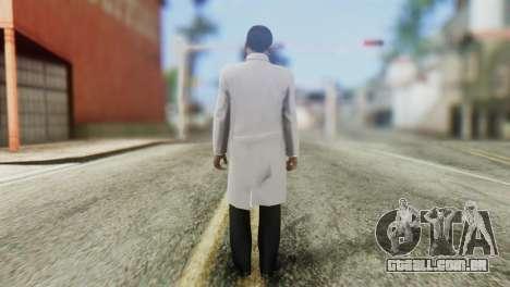 Vrash Skin from GTA 5 para GTA San Andreas segunda tela