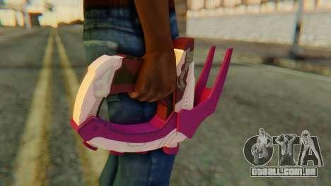 Break Gun para GTA San Andreas terceira tela