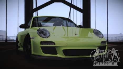 ENB by OvertakingMe (UIF) for Powerfull PC para GTA San Andreas