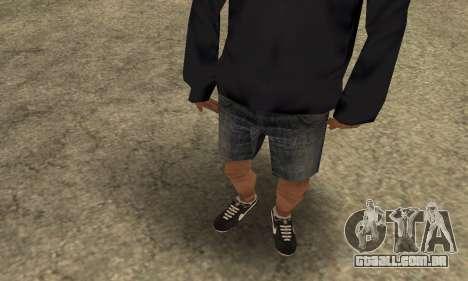 Cool Bitch Five para GTA San Andreas segunda tela
