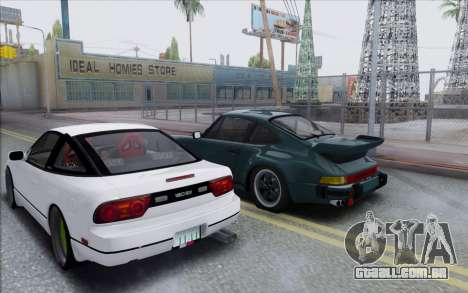 ENB Series Settings for Medium PC para GTA San Andreas quinto tela