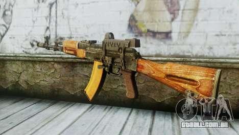 AK-74 Sight para GTA San Andreas segunda tela