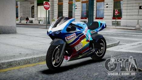 Bike Bati 2 HD Skin 2 para GTA 4