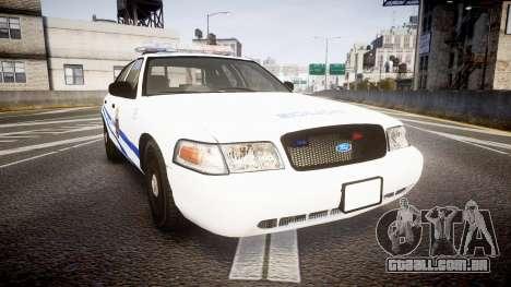 Ford Crown Victoria CNPS [ELS] para GTA 4